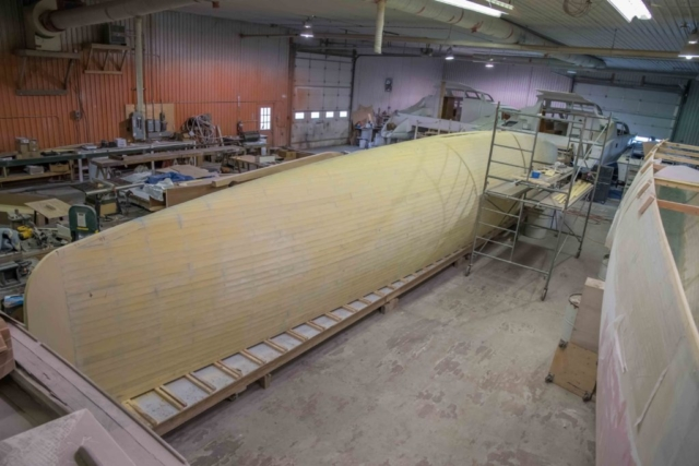 The Looping 50 Part 6: Hull Progress